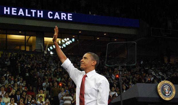 Obama pone precio a sus reflexiones sanitarias