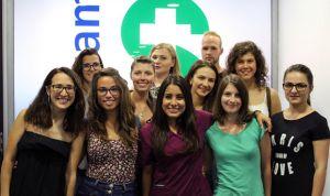 Ocho estudiantes internacionales harán prácticas en el Hospital de Albacete
