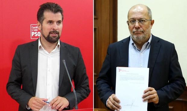 Ofensiva del PSOE para gobernar con Igea a través de 6 medidas sanitarias