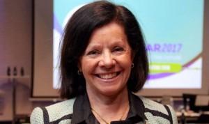 Olga Delgado se presenta como candidata para presidir la SEFH