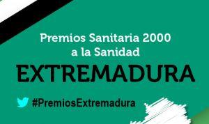 Olivenza acoge el 5 de mayo los Premios a la Sanidad de Extremadura