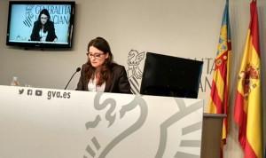 """Oltra dice que Campos cometió un """"error"""" y no una irregularidad"""