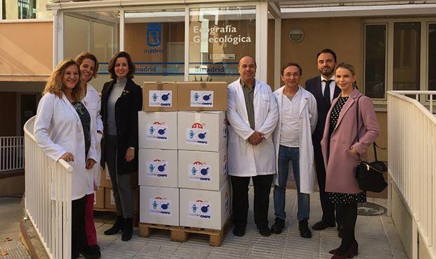 OMFE (Cofares Internacional) dona suministros sanitarios a Senegal
