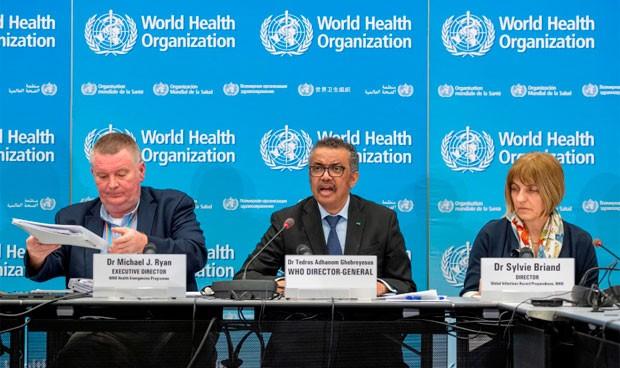 """Coronavirus: prioridad para personal sanitario ante la """"potencial pandemia"""""""