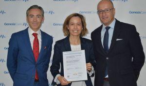 Once centros de GenesisCare consiguen el certificado de calidad asistencial