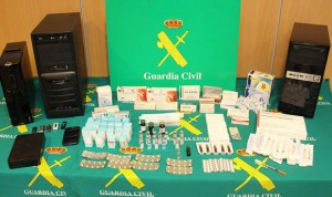 Once detenidos por estafar por un millón de euros al SAS con recetas falsas