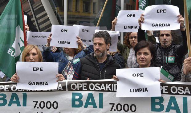 Otro sindicato exige el cese de Darpón por las filtraciones de las OPE