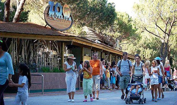 Oximesa estrena proyecto solidario con una visita al Zoo de Madrid