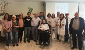 Oximesa y Ales se alían para decorar Pediatría del Hospital de Jaén