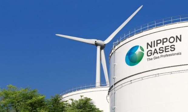Oximesa y Nippon Gases, pioneras en el uso de energía 100% renovable