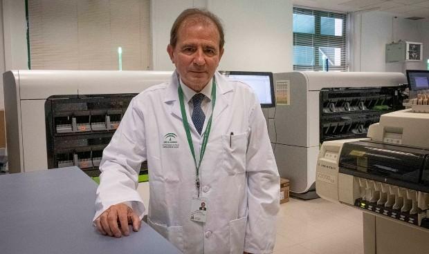Oyonarte, nuevo gerente de la Red Andaluza de Medicina Transfusional