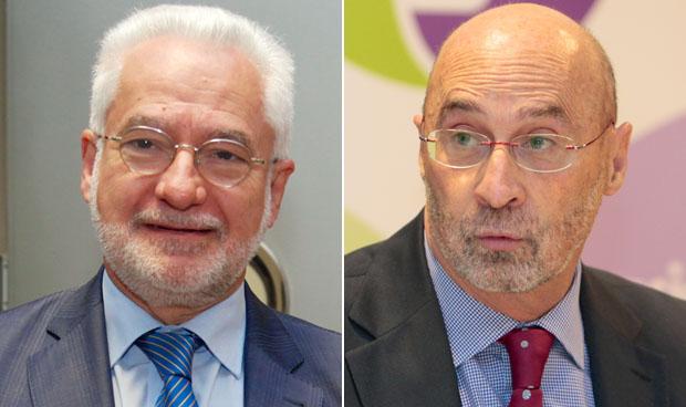 Pablo Calvo y Julián Ezquerra