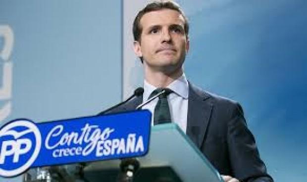 """Pablo Casado promete un Pacto por la Sanidad """"más allá de una legislatura"""""""