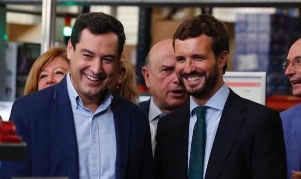 Pablo Casado promete una cartilla de vacunación a nivel nacional