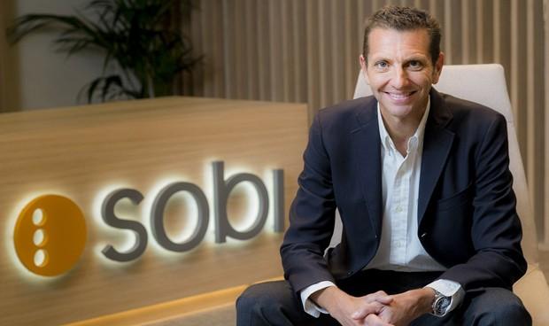 Pablo de Mora, nuevo director general de Sobi en España y Portugal