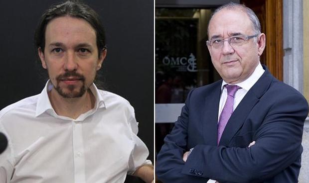 Pablo Iglesias tiene un 'tuit' para Rodríguez Sendín