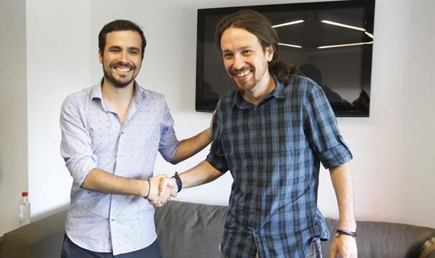 Pacto IU-Podemos: 6 acuerdos en sanidad y 3 en dependencia