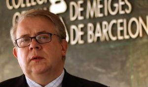 Padrós oficializa su candidatura a presidente de los médicos barceloneses