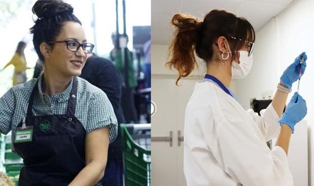 La 'extra' de Mercadona triplica el sueldo medio de una enfermera