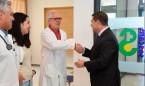 Page anuncia los plazos de mudanza e inauguración del hospital de Toledo