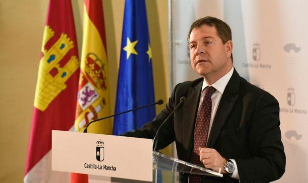 Page busca un pacto para financiar la sanidad manchega y llevarlo a Madrid