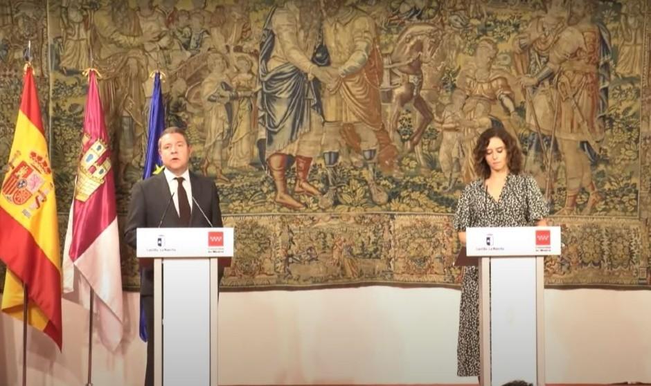 Madrid y Castilla-La Mancha estudian si compartir historiales médicos