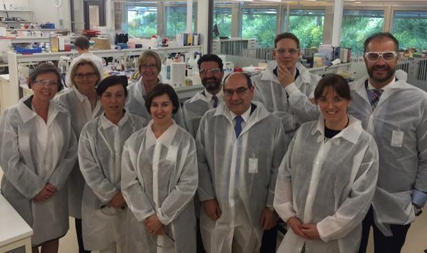 País Vasco busca en Suecia cooperación para Enfermedades Raras y Oncología
