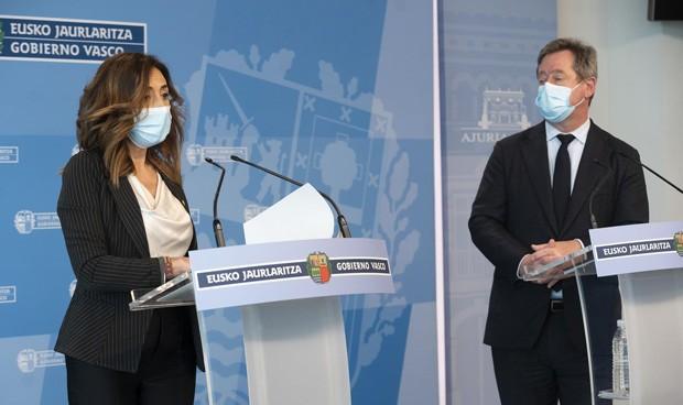 """País Vasco prepara una 'ley anticovid' para """"proteger"""" sus restricciones"""