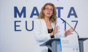 Paloma Casado, gerente del Hospital Universitario del Sureste de Madrid