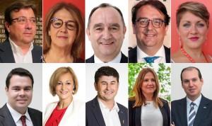Parlamento extremeño: un presidente médico, el consejero y más sanitarios