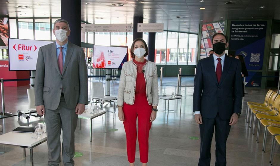 """España inicia """"la semana próxima"""" pruebas del pasaporte verde con 10 países"""