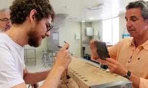 Patentan un implante protésico que reconstruye las fracturas más fácilmente