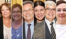 Patiño, Díaz, Campos, Lacruz, Herrera y Orte
