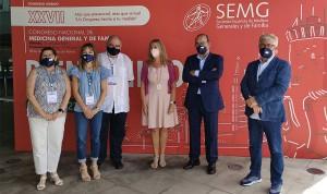 """Patricia Gómez: """"El Congreso SEMG es un ejemplo de evento seguro"""""""