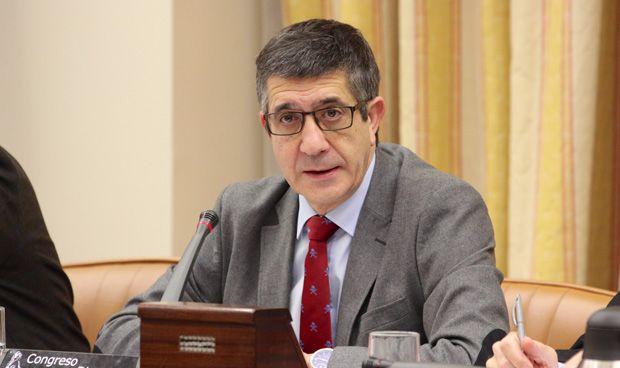 Patxi López presidirá la Comisión de Reconstrucción