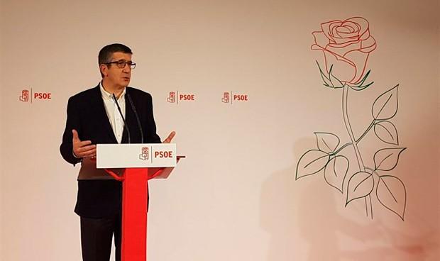 Patxi López, presidente de la Comisión de Sanidad, aspira a liderar el PSOE