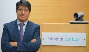 Paul Zegarra Salas, nuevo director médico del Hospital de La Luz