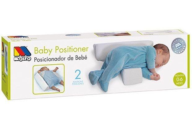 Pediatras piden a Molto cambiar un cojín que puede causar la muerte a bebés