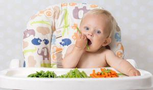 Pediatras recomiendan dar alimentos sólidos antes de los 10 meses
