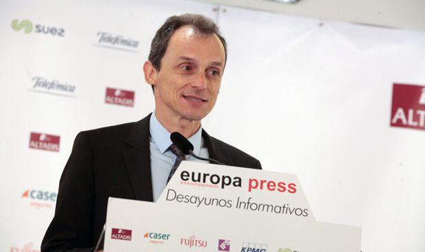 Pedro Duque, un ministro sin despacho... de momento