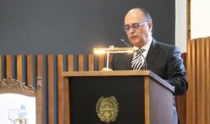 Pedro Hidalgo, académico veterinario de Honor en Extremadura