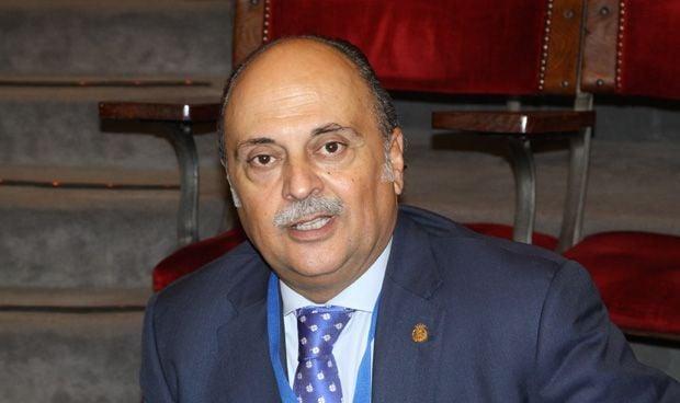 Pedro Hidalgo, reelegido presidente del Colegio de Médicos de Badajoz