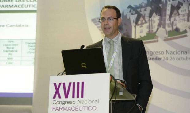 Pedro Irigoyen, director de Gestión Económica y Farmacia del Sermas