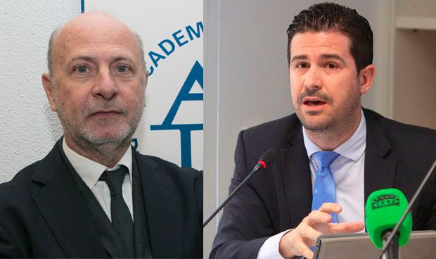 Pedro Jaén y Sergio Vañó