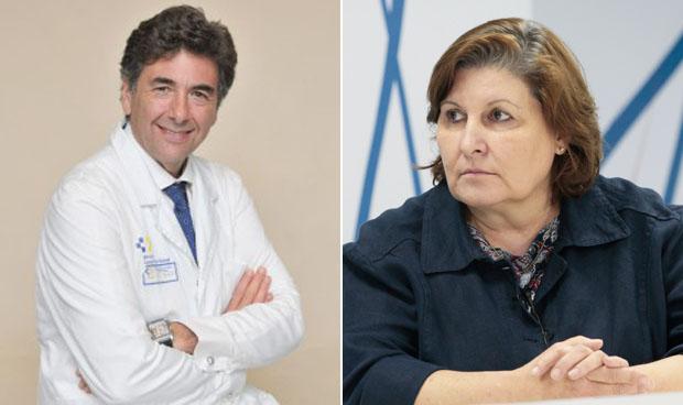 Pedro Lara y Begoña Barragán