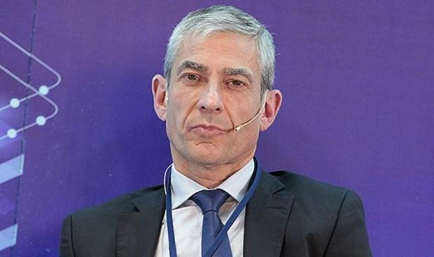 Pedro Manuel López Redondo, presidente de los ingenieros hospitalarios