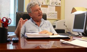 """Pedro Quevedo: """"Para garantizar la sanidad hay que cambiar la Constitución"""""""