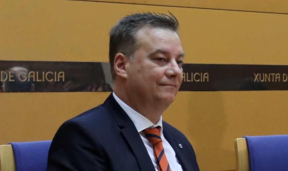 Pedro Rascado, jefe de Servicio de Medicina Intensiva del CHUS