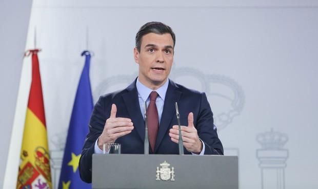 Pedro Sánchez presenta su plan para la desescalada y el inicio de la 'nueva normalidad'
