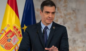 """Pedro Sánchez: """"Pronto vamos a abandonar las mascarillas en la calle"""""""